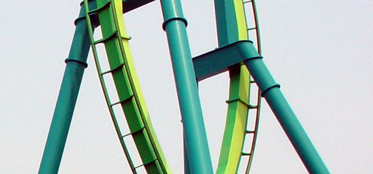 Roller Coasters vs Simulators (including a build your own roller coaster link)