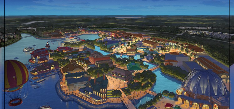 Disney Springs – A Must for Your Vacation Planner 2015.
