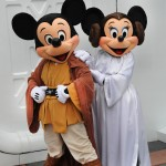 Star War Mickey